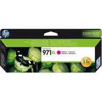 HP 971XL Magenta Ink Cartridge, Magenta