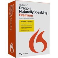 NUANCE Dragon Naturally Speaking Premium Education Edition 13