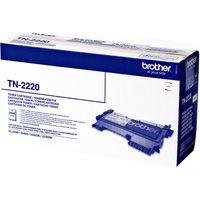 BROTHER TN2220 Black Toner Cartridge, Black