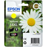 EPSON Daisy T1814 XL Yellow Ink Cartridge, Yellow