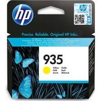 HP 935 Yellow Ink Cartridge, Yellow