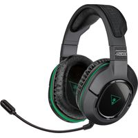 TURTLE BEACH Stealth 420X Wireless 2.0 Gaming Headset - Black & Green, Black