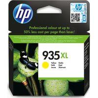 HP 935XL Yellow Ink Cartridge, Yellow