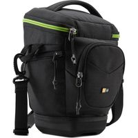 CASE LOGIC KDH101 Kontrast DSLR Camera Bag - Black, Black