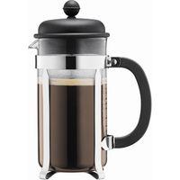 BODUM 1918-01 Caffettiera Coffee Maker - Black, Black