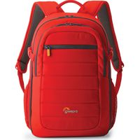 LOWEPRO Tahoe BP 150 DSLR Camera Backpack Mineral Red, Red