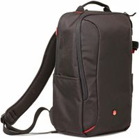 MANFROTTO MB BP-E Essential DSLR Camera Backpack - Black, Black