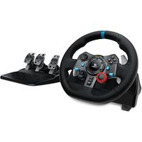 LOGITECH Driving Force G29 Racing Wheel - Black, Black