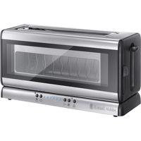 RUSSELL HOBBS 21310 2-Slice Toaster - Black Glass, Black
