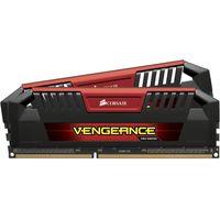 CORSAIR Vengeance Pro Red DDR3 PC Memory - 2 x 8 GB DIMM RAM, Red