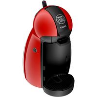 KRUPS Dolce Gusto Piccolo KP100640 Hot Drinks Machine - Red, Red