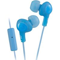 JVC Gumy HA-FR6-A-E Headphones - Blue, Blue