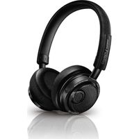 PHILIPS Fidelio M2BTBK Wireless Bluetooth Headphones - Black, Black