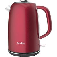 BREVILLE Colour Notes VKJ926 Jug Kettle - Red, Red