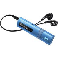 SONY Walkman B183 4 GB MP3 Player - Blue, Blue