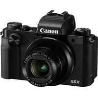 CANON PowerShot G5 X High Performance Compact Camera - Black, Black