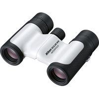 NIKON Aculon W10 10 x 21 mm Binoculars - White, White