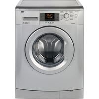 BEKO WMB714422S Washing Machine Silver, Silver