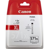 CANON CLI-571 XL Grey Ink Cartridge, Grey