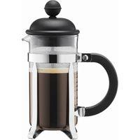 BODUM 1913-01 Caffettiera Coffee Maker - Black, Black
