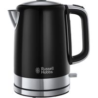 RUSSELL HOBBS Windsor 22822 Jug Kettle - Black, Black