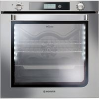 HOOVER Wizard HOA03VX Electric Smart Oven - Stainless Steel, Stainless Steel
