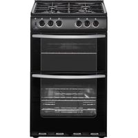 NEW WORLD 55TWLG 55 cm LPG Cooker - Black, Black
