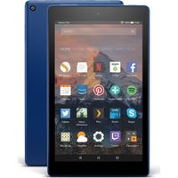 AMAZON Fire HD 8 Tablet with Alexa (2017) - 32 GB, Marine Blue, Blue
