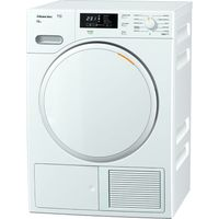 MIELE TMB540 Heat Pump Tumble Dryer - Lotus White, White