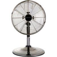 BIONAIRE BASF1516-IUK 2-in-1 Desk & Pedestal Fan - Chrome