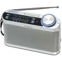 ROBERTS R9993 Portable Analogue Radio - Silver, Silver