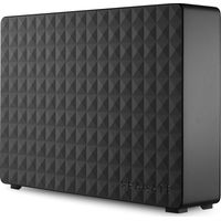 SEAGATE Expansion External Hard Drive - 3 TB, Black, Black