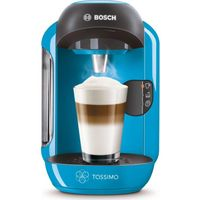 BOSCH Tassimo Vivy II TAS1255GB Hot Drinks Machine - Blue, Blue