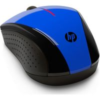 HP X3000 Wireless Optical Mouse - Cobalt Blue, Blue