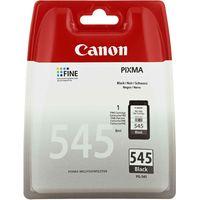 CANON PG-545 Black Ink Cartridge, Black