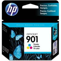 HP 901 Tri-colour Ink Cartridge
