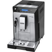 DELONGHI Eletta Plus ECAM44.620S Bean to Cup Coffee Machine - Silver & Black, Silver