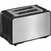 LOGIK L02TBS13 2-Slice Toaster - Stainless Steel, Stainless Steel
