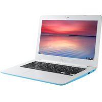 ASUS C300 13.3 Chromebook - Blue, Blue