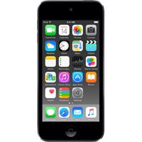 APPLE iPod touch - 32 GB, 6th Generation, Space Gray, Gray