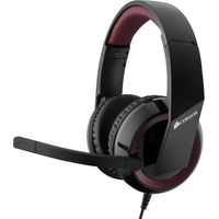 CORSAIR Raptor HS40 Gaming Headset - Black, Black