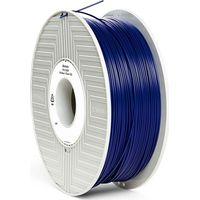 VERBATIM PLA Filament 3D Printer Cartridge - 1 kg, Blue, Blue