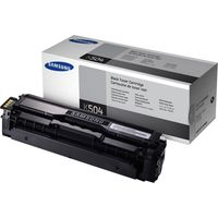 SAMSUNG K504S Black Toner Cartridge, Black