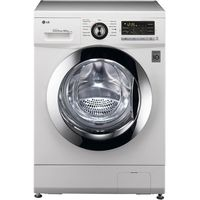 LG F1496AD Washer Dryer - White, White