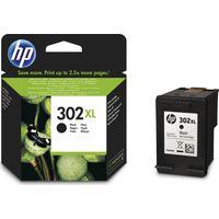 HP 302XL Black Ink Cartridge, Black