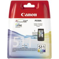 CANON CLI-511 Tri-colour Ink Cartridge