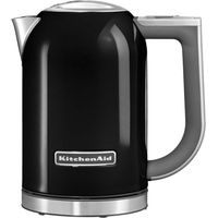 KITCHENAID 5KEK1722BOB Jug Kettle - Onyx Black, Black