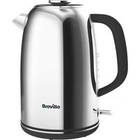 BREVILLE Colour Notes VKJ967 Jug Kettle Polished Stainless Steel, Stainless Steel
