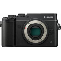 PANASONIC DMC-GX8EB-K Compact System Camera - Black, Body Only, Black