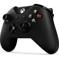MICROSOFT Xbox One Wireless Gamepad - Black, Black